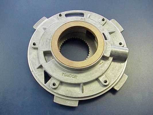 t case oil pump